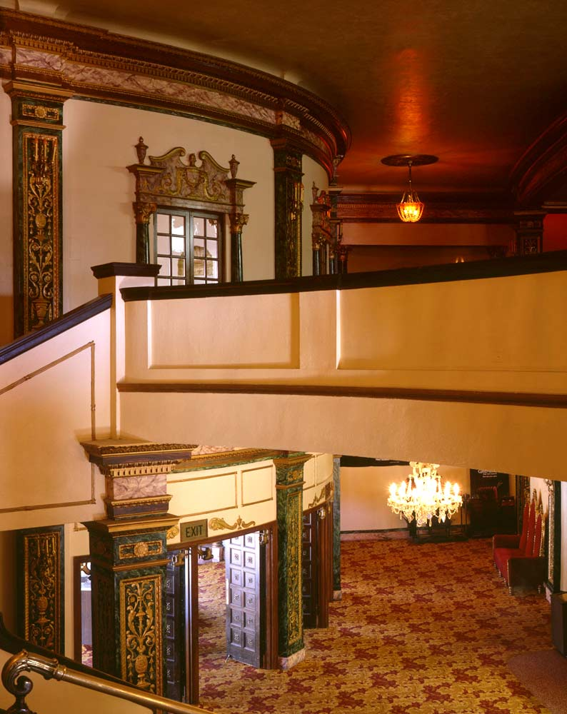 Grand Lake Theater Downstairs Lobby