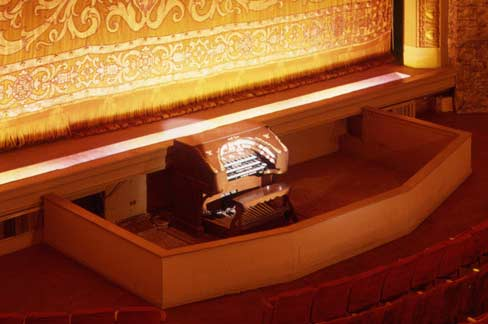 Mighty Wurlitzer Organ
